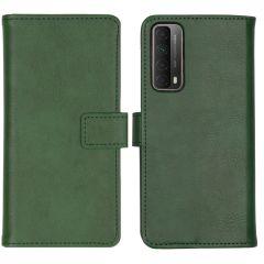 iMoshion Luxe Booktype Huawei P Smart (2021) - Groen