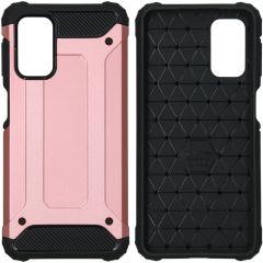 iMoshion Rugged Xtreme Backcover Samsung Galaxy A32 (5G) - Rosé Goud