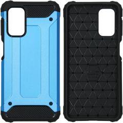 iMoshion Rugged Xtreme Backcover Samsung Galaxy A32 (5G) - Lichtblauw