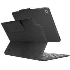 ZAGG Pro Keys Keyboard Bookcase iPad 10.2 (2019 2020) - Grijs