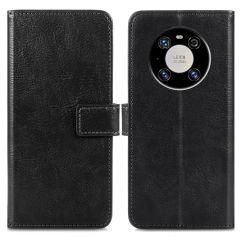 iMoshion Luxe Booktype Huawei Mate 40 Pro - Zwart