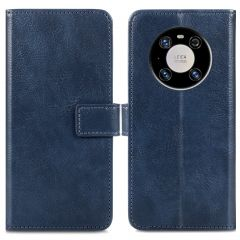 iMoshion Luxe Booktype Huawei Mate 40 Pro - Donkerblauw