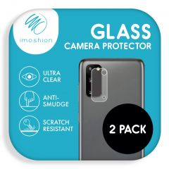 iMoshion Camera Protector Glas 2 Pack Samsung Galaxy S21 Plus