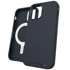 Gear4 Rio Snap Backcover iPhone 12 Pro Max - Zwart