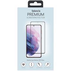 Selencia Ultrasonic sensor premium screenprotector Galaxy S21 Plus
