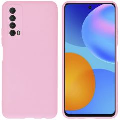 iMoshion Color Backcover Huawei P Smart (2021) - Roze