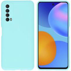 iMoshion Color Backcover Huawei P Smart (2021) - Mintgroen