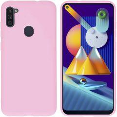 iMoshion Color Backcover Samsung Galaxy M11 / A11 - Roze