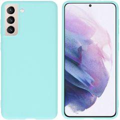 iMoshion Color Backcover Samsung Galaxy S21 Plus - Mintgroen