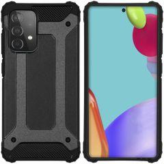 iMoshion Rugged Xtreme Backcover Galaxy A52(s) (5G/4G) - Zwart