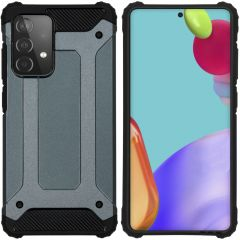 iMoshion Rugged Xtreme Backcover Galaxy A52 (5G)/A52 (4G)-Donkerblauw