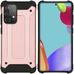 iMoshion Rugged Xtreme Backcover Galaxy A52 (5G)/A52 (4G) - Rosé Goud