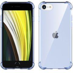 iMoshion Shockproof Case iPhone SE (2020) / 8 / 7 - Blauw