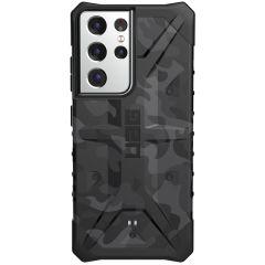 UAG Pathfinder Backcover Galaxy S21 Ultra - Midnight Camo