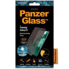 PanzerGlass Case Friendly Privacy Screenprotector Samsung Galaxy S21