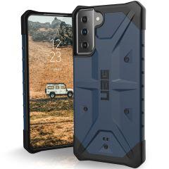 UAG Pathfinder Backcover Samsung Galaxy S21 Plus - Blauw