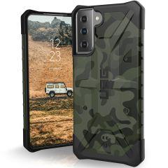 UAG Pathfinder Backcover Samsung Galaxy S21 Plus - Forest Camo