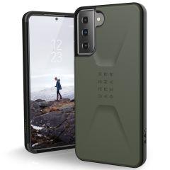 UAG Civilian Backcover Samsung Galaxy S21 Plus - Olive