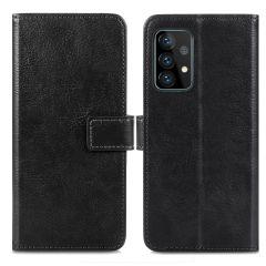 iMoshion Luxe Booktype Samsung Galaxy A52 (5G) / A52 (4G) - Zwart