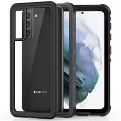 Redpepper Dot Plus Waterproof Backcover Galaxy S21 - Zwart