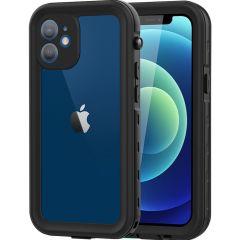 Redpepper Dot Plus Waterproof Backcover iPhone 12 Mini - Zwart