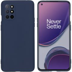 iMoshion Color Backcover OnePlus 8T - Donkerblauw