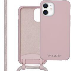iMoshion Color Backcover met afneembaar koord iPhone 12 Mini