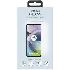 Selencia Gehard Glas Screenprotector Motorola Moto G 5G