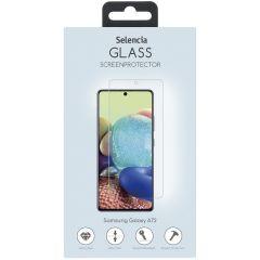 Selencia Gehard Glas Screenprotector Samsung Galaxy A72