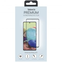 Selencia Gehard Glas Premium Screenprotector Samsung Galaxy A72