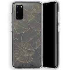 Selencia Zarya Fashion Extra Beschermende Backcover Galaxy S20