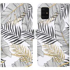 iMoshion Design Softcase Book Case Samsung Galaxy A51