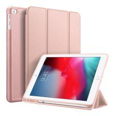 Accezz Smart Silicone Bookcase Samsung Galaxy Tab A7 - Rosé Goud