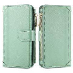 iMoshion Luxe Portemonnee iPhone 12 (Pro) - Groen