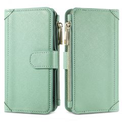 iMoshion Luxe Portemonnee iPhone SE (2020) 8 / 7 - Groen