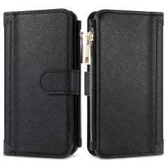 iMoshion Luxe Portemonnee Samsung Galaxy A42 - Zwart