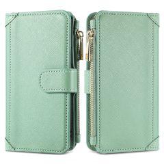 iMoshion Luxe Portemonnee Samsung Galaxy A42 - Groen