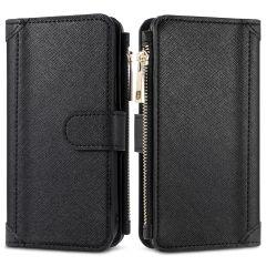 iMoshion Luxe Portemonnee Samsung Galaxy S9  - Zwart