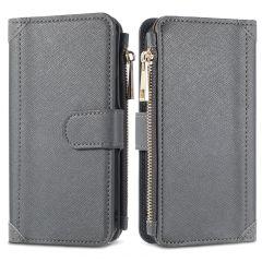 iMoshion Luxe Portemonnee Samsung Galaxy S9 - Grijs