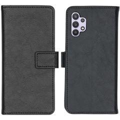 iMoshion Luxe Booktype Samsung Galaxy A32 (5G) - Zwart