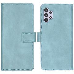 iMoshion Luxe Booktype Samsung Galaxy A32 (5G) - Lichtblauw
