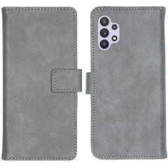 iMoshion Luxe Booktype Samsung Galaxy A32 (5G) - Grijs