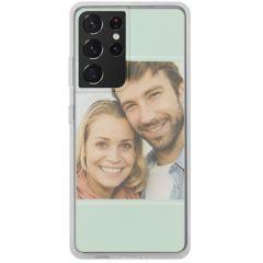 Ontwerp je eigen Samsung Galaxy S21 Ultra gel hoesje