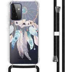 iMoshion Design hoesje met koord Samsung Galaxy A72 - Dromenvanger
