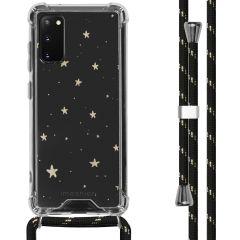 iMoshion Design hoesje met koord Samsung Galaxy S20 - Sterren
