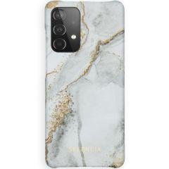 Selencia Fashion Backcover Galaxy A52 (5G) / A52 (4G) - Marble Stone