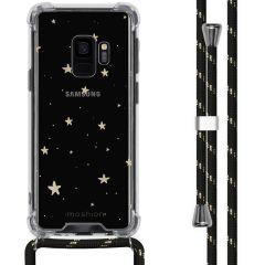 iMoshion Design hoesje met koord Samsung Galaxy S9 - Sterren