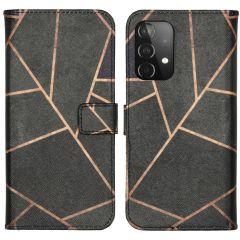 iMoshion Design Softcase Book Case Samsung Galaxy A52 (5G) / A52 (4G)