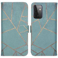 iMoshion Design Softcase Book Case Samsung Galaxy A72