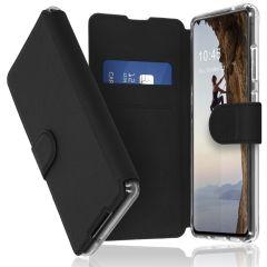 Accezz Xtreme Wallet Booktype Samsung Galaxy S20 FE - Zwart